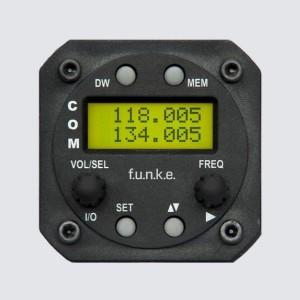 FUNKE ATR833S VHF COM RADIO