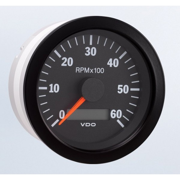 Mechanical Tachometer With Hour Meter Gauge : Aircraft engine instruments tachometer free