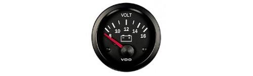 Voltímetros/Amperímetros