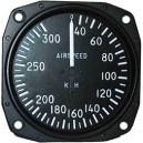 MINGDA BK300 AIRSPEED INDICATOR