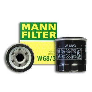 MANN W68/3 OIL FILTER