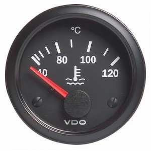 VDO WATER THERMOMETER