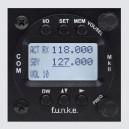 FUNKE ATR833-MkII-LCD VHF COM RADIO