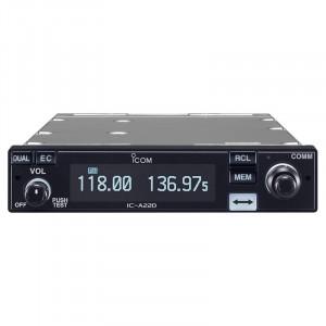 ICOM IC-A220 TSO VHF COM RADIO