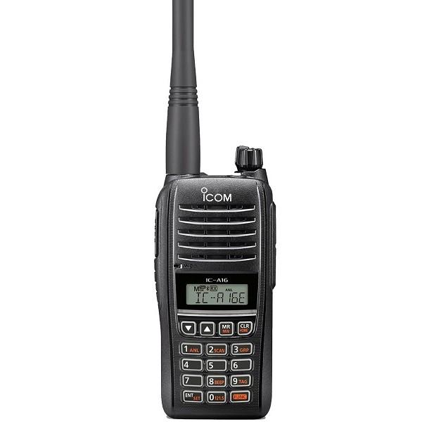 ICOM IC-A16E HANDHELD RADIO